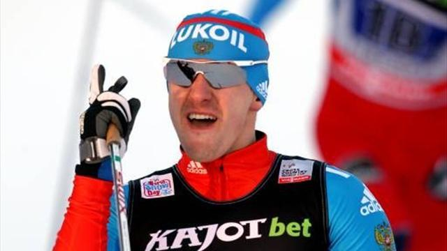 Cross-Country Skiing - Russia and Norway win tight team sprints