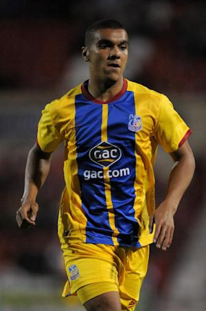 Crystal Palace's Kwesi Appiah is set to make a loan switch to Aldershot
