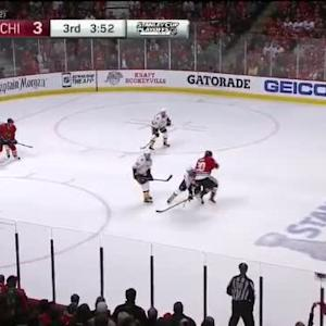 Predators at Blackhawks / Game Highlights