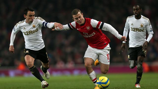 Football - Wilshere can do it all - Wenger