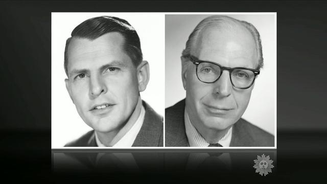 Remembering CBS News colleagues Emerson Stone and Richard Hottelet