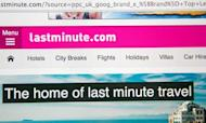 Lastminute Owner Eyes Sale Of UK Dotcom Icon