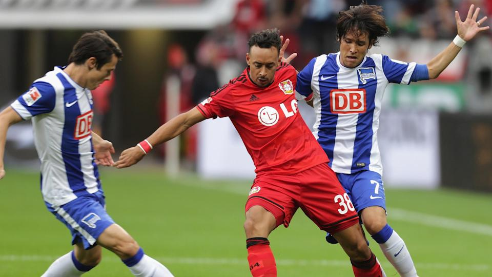 Video: Bayer Leverkusen vs Hertha BSC