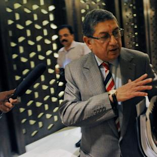 Srinivasan can attend BCCI meeting