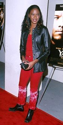 "Premiere: Tangi Miller of ""Felicity"" at the Beverly Hills premiere of Miramax's The Yards - 10/18/2000"