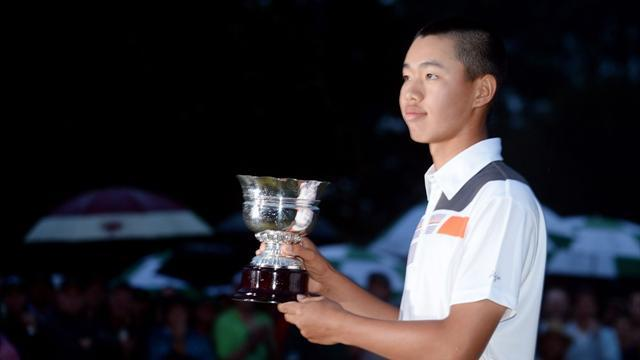 Golf - Chinese teenager to play Zurich Classic