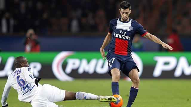 Ligue 1 - Pastore not interested in PSG departure