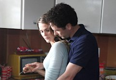 Keri Russell and Matthew Rhys  | Photo Credits: Craig Blankenhorn/FX