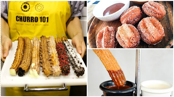 how to make churros nz