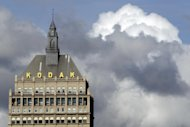 Kodak headquarters is shown in Rochester, N.Y., Monday, Oct. 3, 2011. (AP Photo/David Duprey)