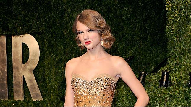 Taylor Swift Oscar Prty