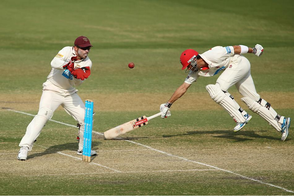 Sheffield Shield - Redbacks v Bulls: Day 1