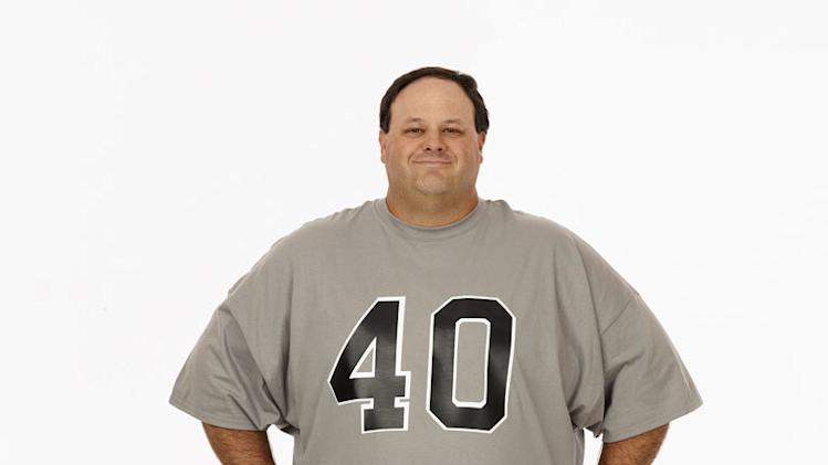 "John Rhode competes on the twelfth season of ""The Biggest Loser."""