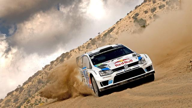 Rally Argentina - Ogier tops Argentina superspecial