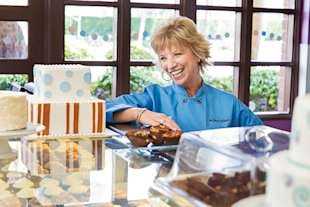 Treat yourself: Arleen Scavone of Sweet Arleen's.