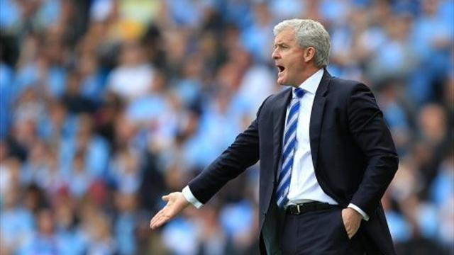 Football - Mark Hughes factbox