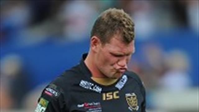 Rugby League - Four players charged over brawl