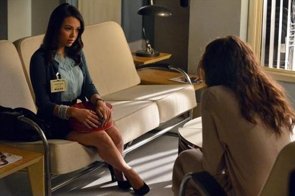 Pretty Little Liars' Janel Parrish Spills Finale Secrets: The Complete 'A' Team Will be Revealed!
