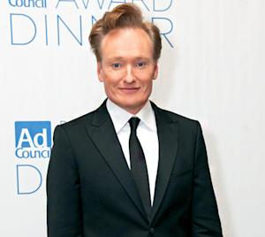 Conan O'Brien Hosting 2014 MTV Movie Awards in April