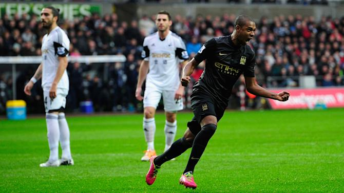 Swansea City v Manchester City - Premier League