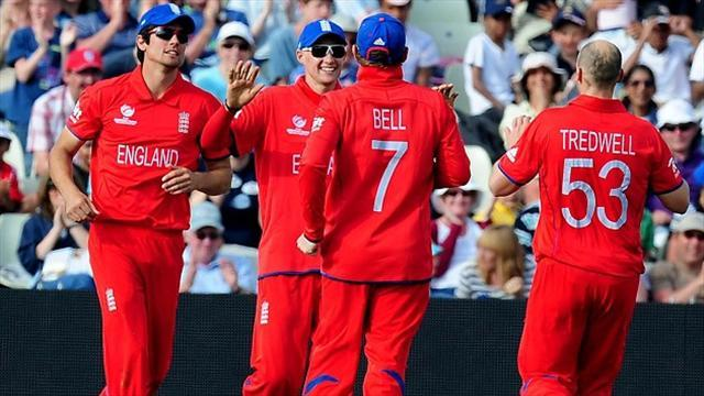 Cricket - ICC Champions Trophy: England v South Africa: LIVE
