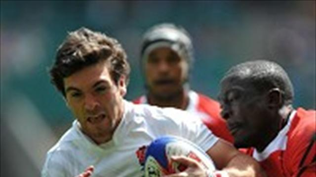 Rugby - England to face Scotland in last eight