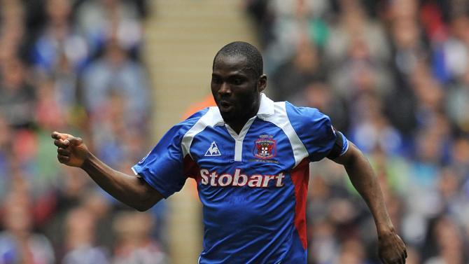 Francois Zoko scored 14 goals for Carlisle last season