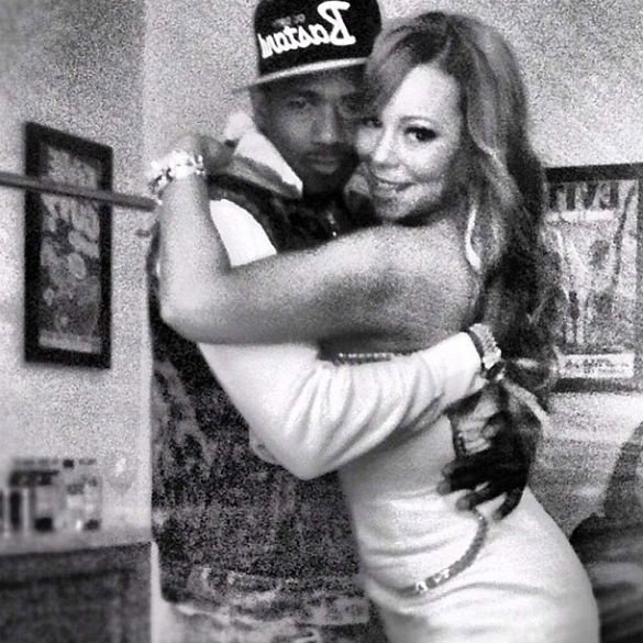 Nick Cannon Confirms He And Mariah Carey Are Living Seperately Following Divorce Speculation