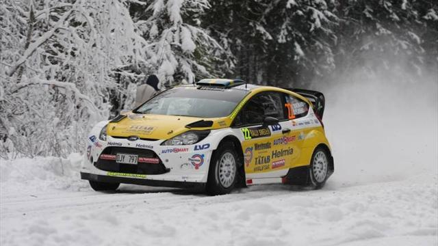 WRC - Tidemand's form surprised M-Sport