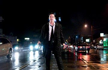 Keanu Reeves in Warner Bros. Constantine