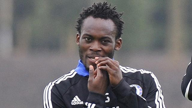 Serie A - Essien delighted with Milan move