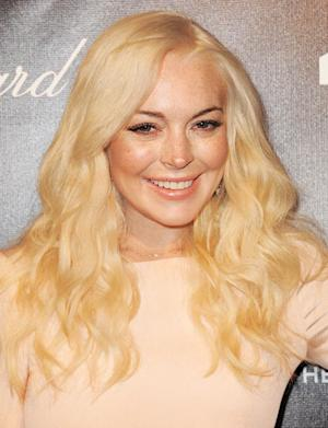 Lindsay Lohan Art by Domingo Zapata Sells for $100,000