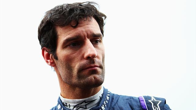 Formula 1 - F1 needs a rethink - Webber