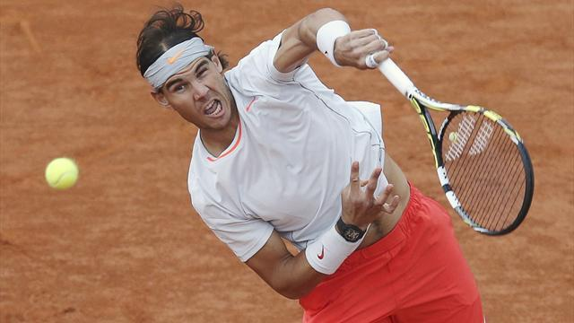 French Open - Nadal looks for renewed vigour against Nishikori