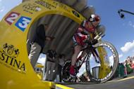 For defending champion Cadel Evans of Australia, pictured, who lost nearly two minutes to British rival Bradley Wiggins on Monday, the time is approaching to look for like-minded racers who can help him defend his 2011 crown