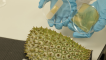 Durian husk gel bandages - In The Know Singapore