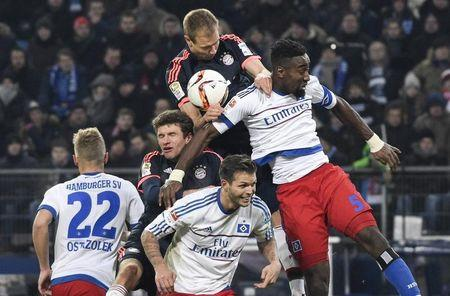 Hamburg SV v Bayern Munich - German Bundesliga