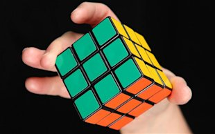 Magician Solves A Rubik's Cube In One Second And Gets Out Of Speeding Ticket image Rubiks Cube Speeding Ticket2.jpg2