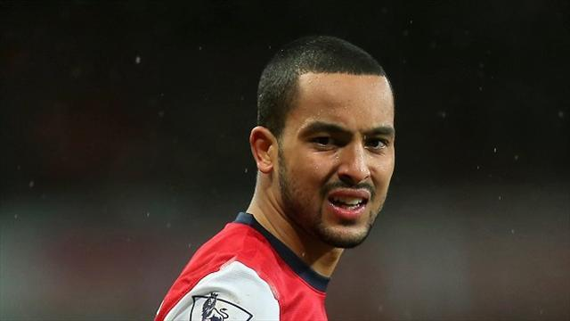 Premier League - Wenger: Future 'very positive' for Walcott