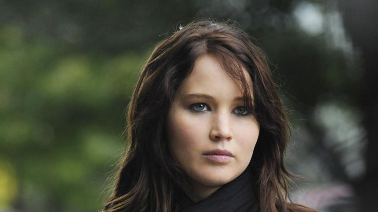 "Jennifer Lawrence, ""Silver Linings Playbook"""