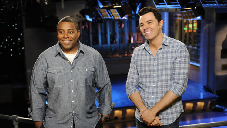 """Saturday Night Live"" -- Seth MacFarlane / Frank Ocean"