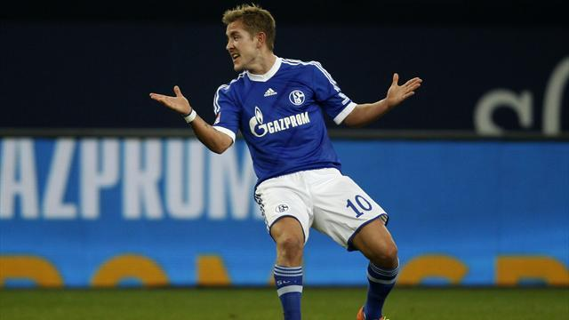 Bundesliga - Holtby to leave Schalke in the summer