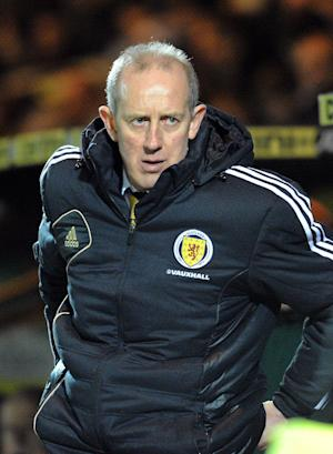 Billy Stark's Scotland Under-21 side have missed out on the European Championship finals