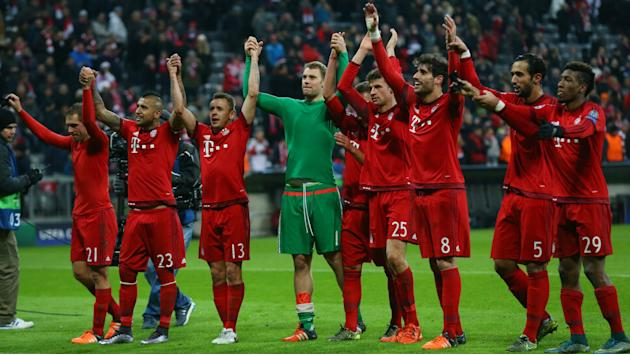 Bayern announce record financial results
