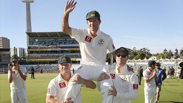 Cricket - Ponting to end career in October