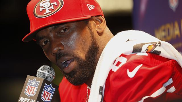American Football - 49ers' Moss: 'I'm the greatest receiver ever'