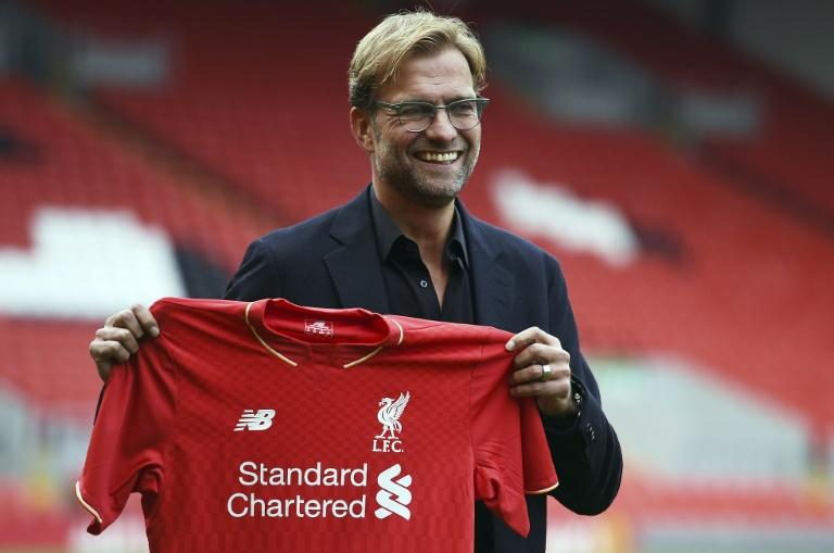 Liverpool's new German manager Jurgen Klopp has a contract to manage the Merseyside giants until June 2018 and will take charge of his first Premier League game against Tottenham Hotspur on Saturd