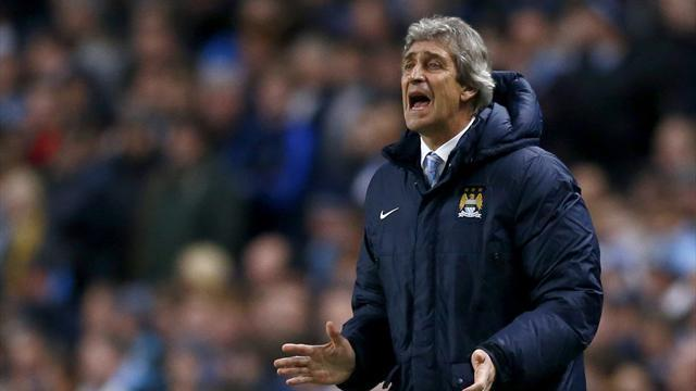 FA Cup - City focused on Wigan, not Barcelona, says Pellegrini