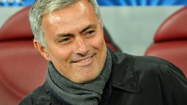 Premier League - Mourinho charged by FA for touchline dismissal