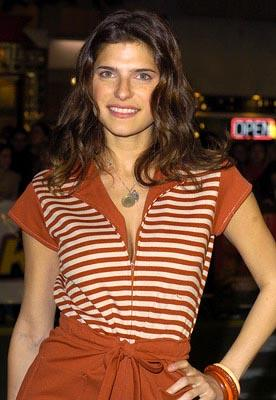 Premiere: Lake Bell at the LA premiere of Warner Bros.' Starsky & Hutch - 2/26/2004